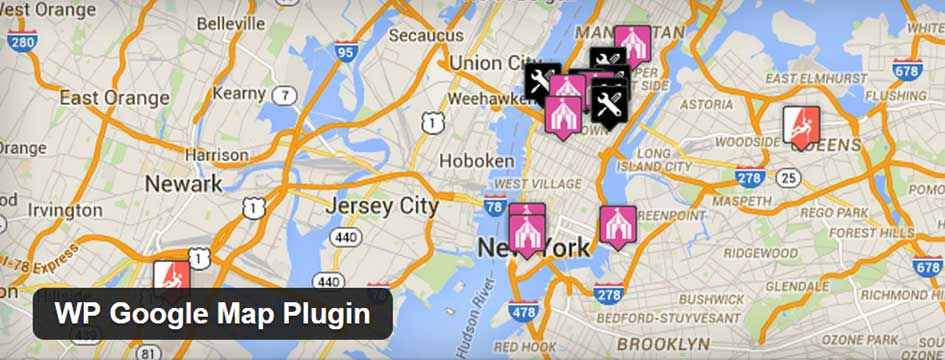 Add maps to wordpress with wp google map plugin sciox Images