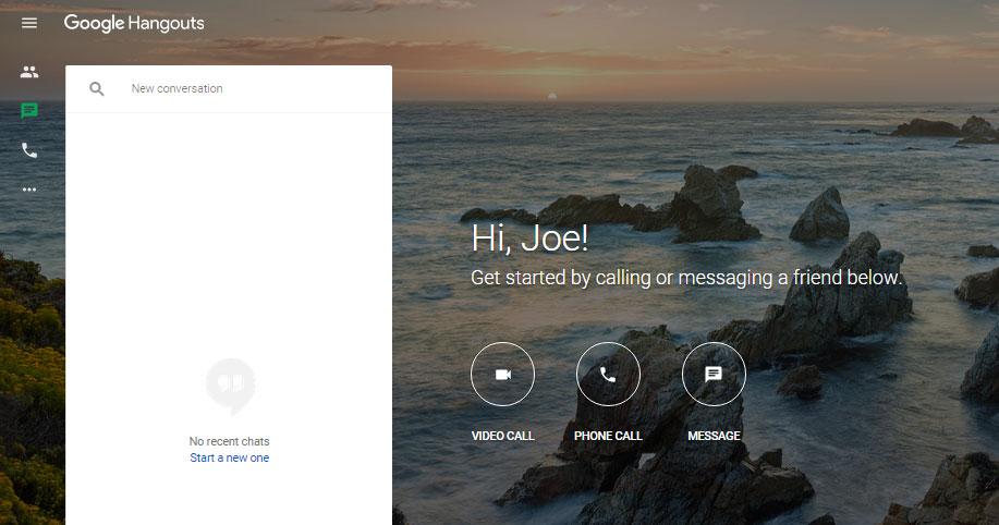 Webinars Google Hangouts