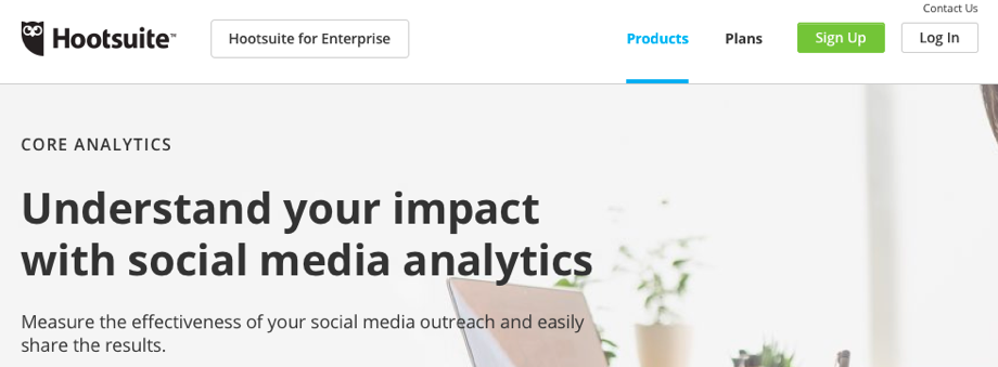 Hootsuite Analytics