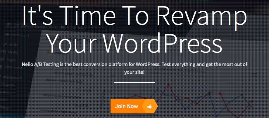 Nelio AB testing tools for WordPress Website Optimization