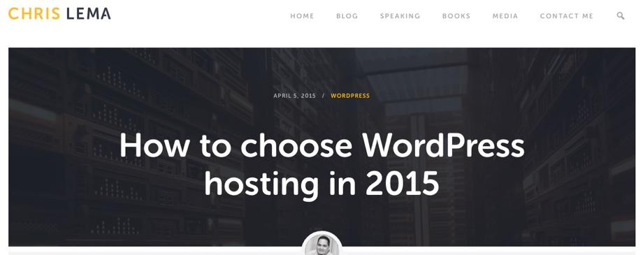 Chris-Lema-WordPress-Hosting-Reviews