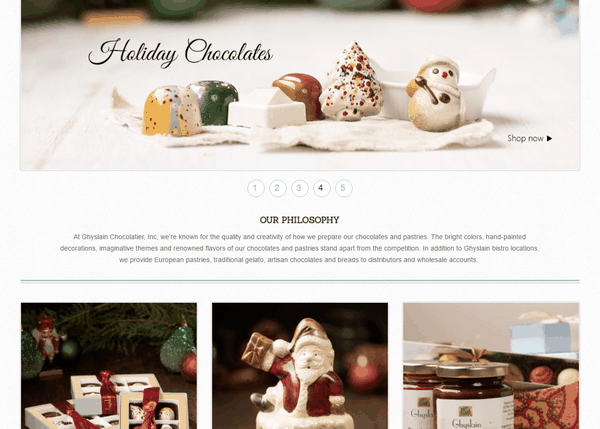 Ghyslain-Chocolatier