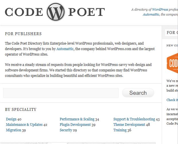Code Poet - WordPress Developer Resource