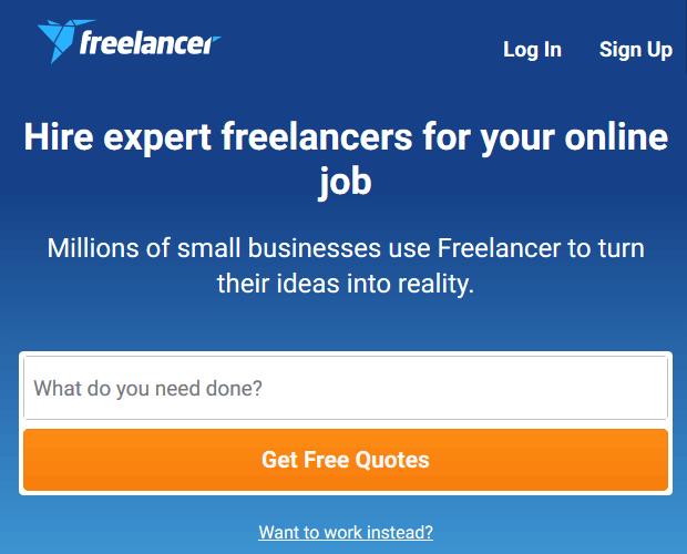 Freelancer.com - WordPress Developer Resource