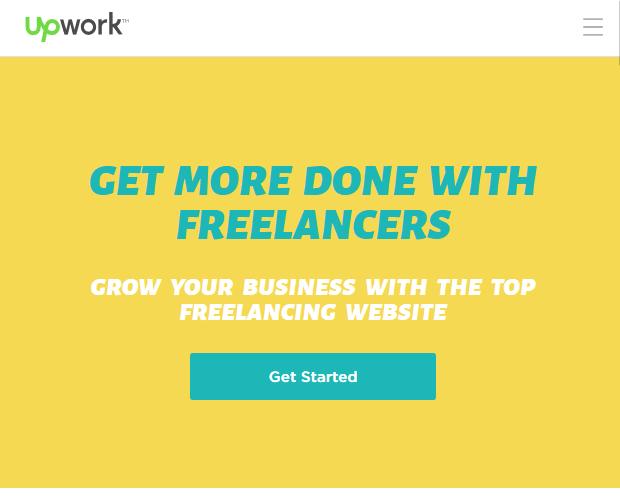 Upwork - WordPress Developer Resource