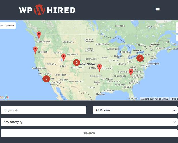 WPhired - WordPress Developer Resource