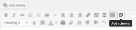 Lightweight Grid Columns icon