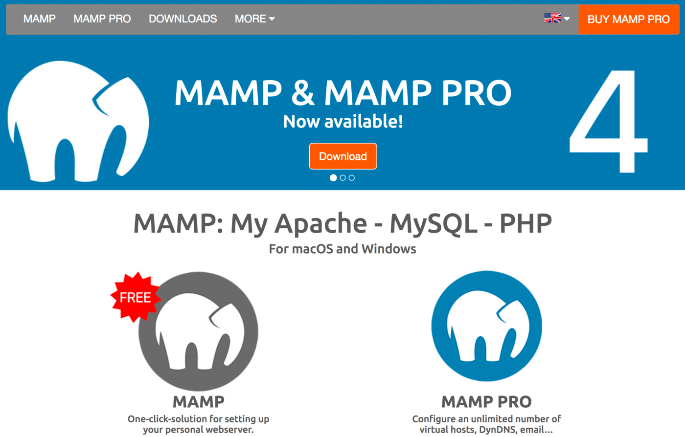 how to set up mamp