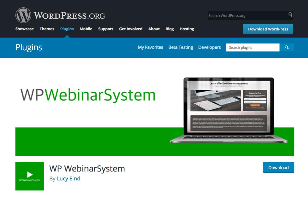 Webinar software options