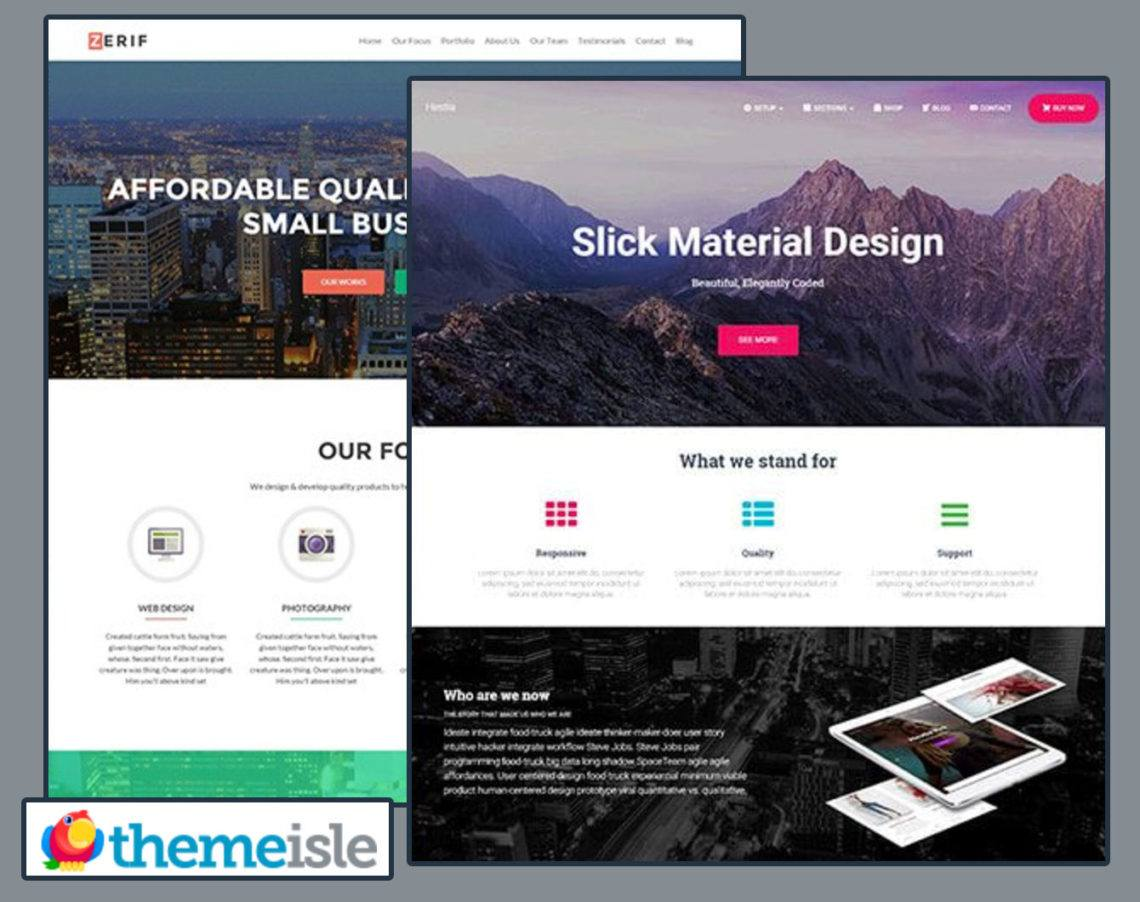A Big List of the Top WordPress Theme Designers - Pagely®