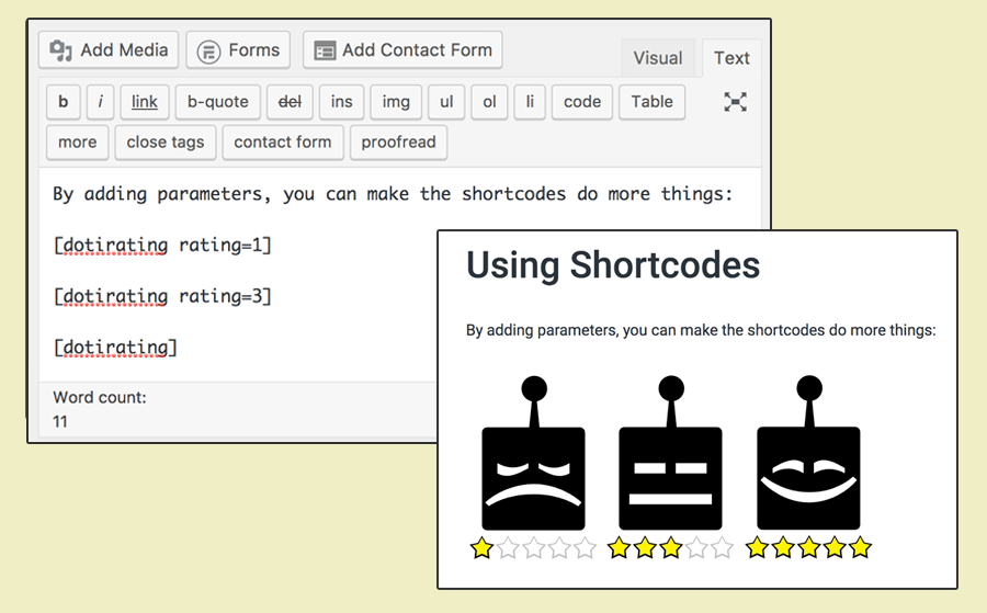 The Guide to Creating Custom Shortcodes in WordPress