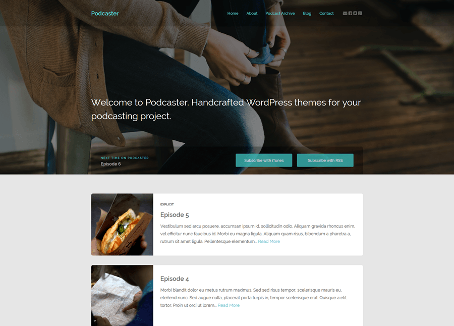 weird wordpress themes