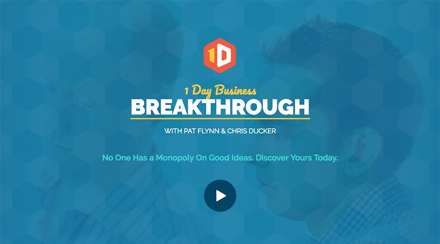 1 Day Business Breakthrough