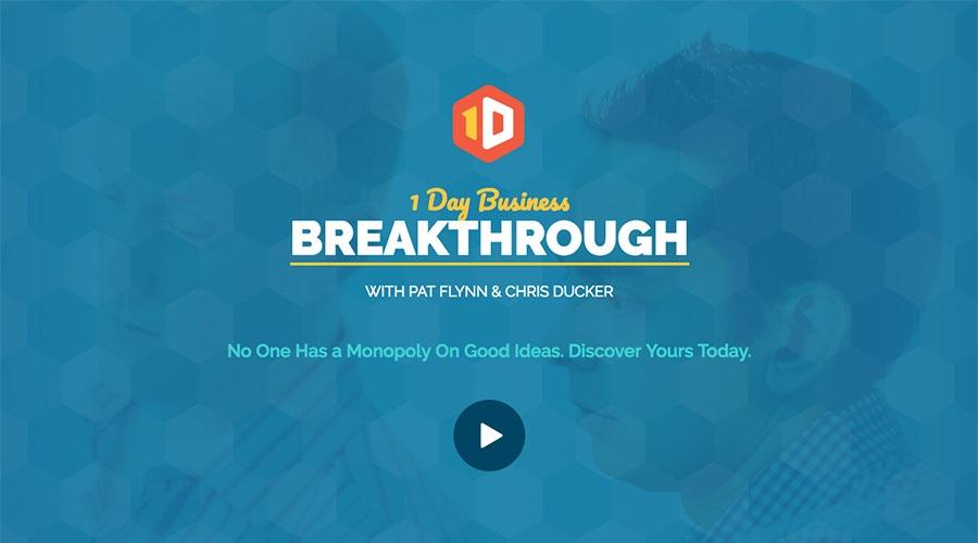 1 Day Business Breakthrough