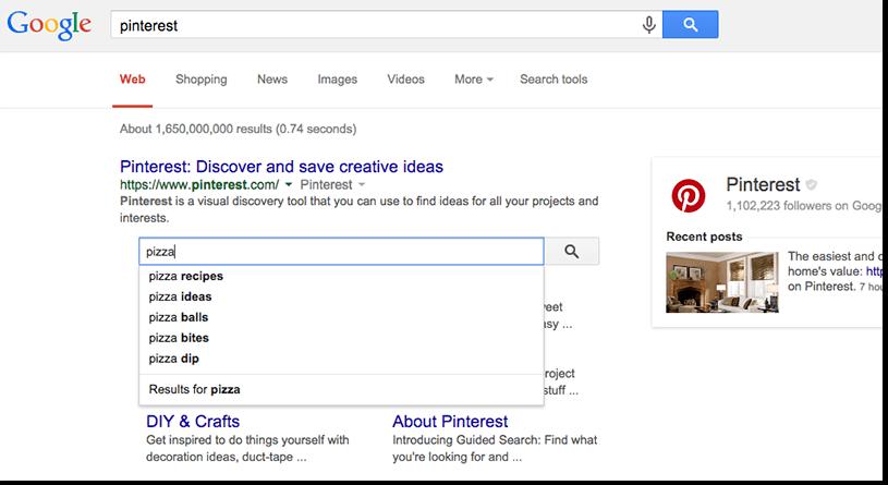 search engine box