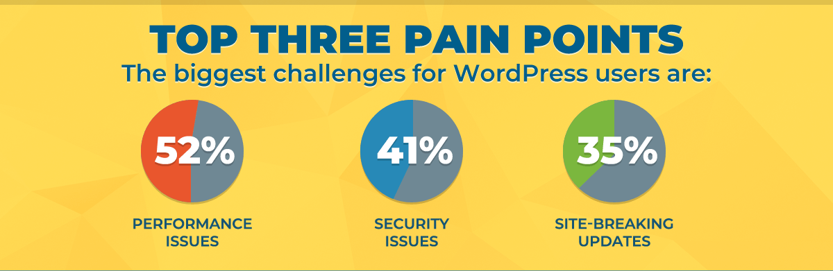WordPress Pain Points