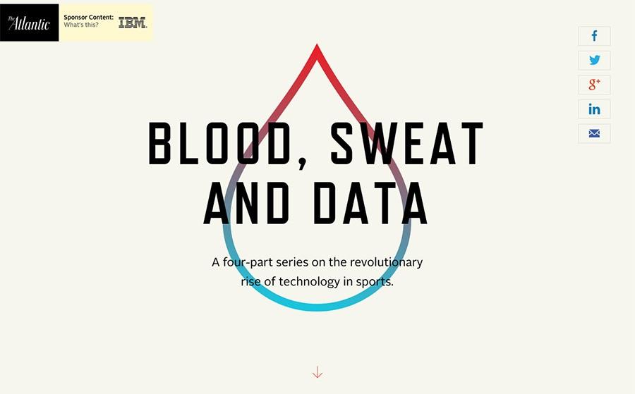 IBM and The Atlantic
