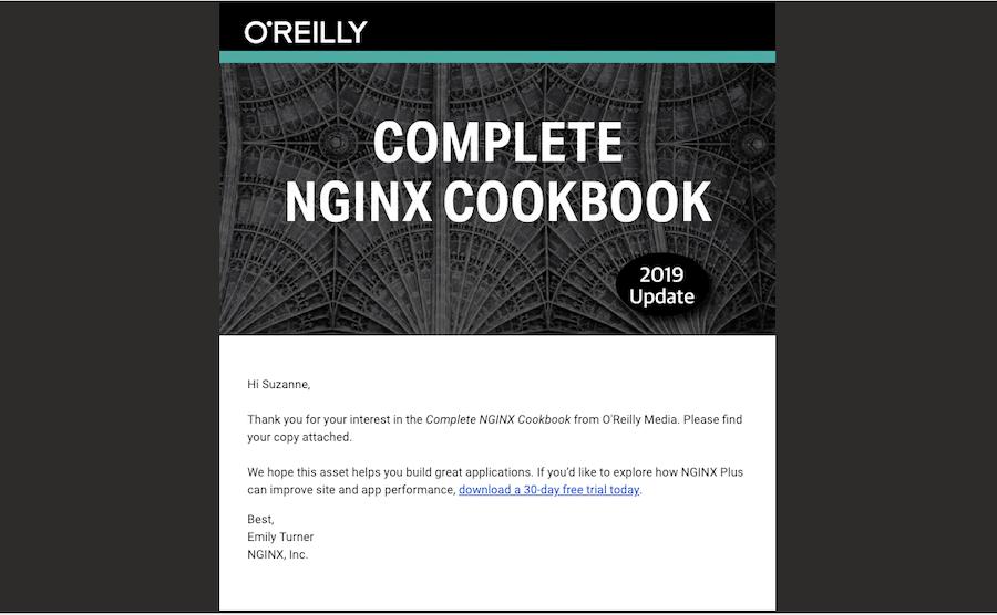 NGINX Email