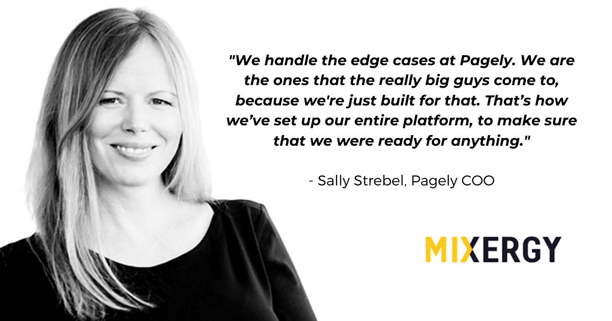 Sally Strebel on Mixergy